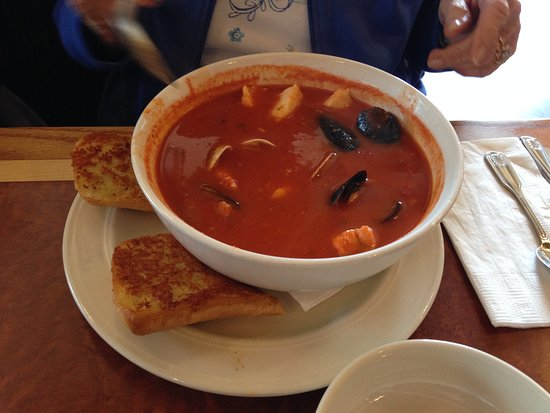 Edmonds, WA: Cioppino