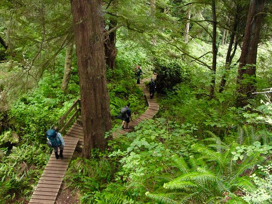 North Vancouver, Canadá: West Coast Trail