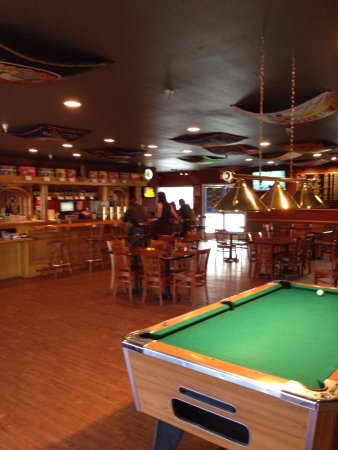 Ukiah, CA: View of the bar