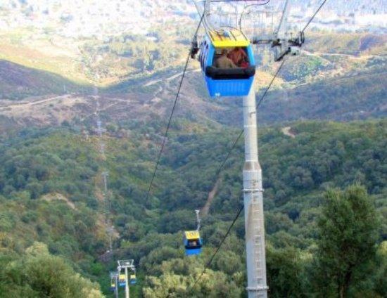 Blida, Algeria: Téléphérique
