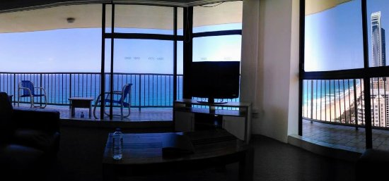 BreakFree Imperial Surf: Apt 30A living area feb 15-22 2017