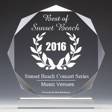 Sunset Beach Concerts: Best of Sunset Beach Award for 2016