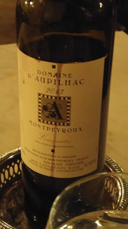 Columbia, MD: french wine ...excellent