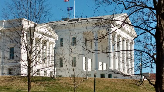 Virginia Capitol Building: Virginia State Capitol