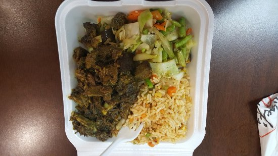 Chef's BBQ: Curry Goat