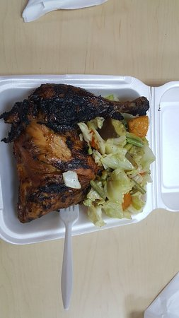 Chef's BBQ: BBQ Chicken