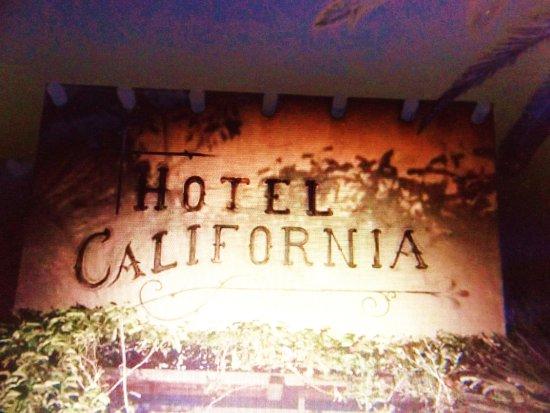 Hotel California: Love this hotel