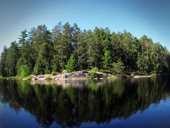 Atikokan, Kanada: Beautiful day
