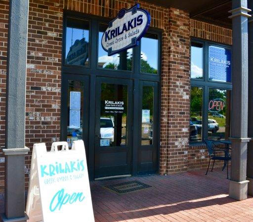 Ridgeland, MS: Front of Krilakis