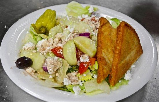 Ridgeland, MS: Side Greek Salad