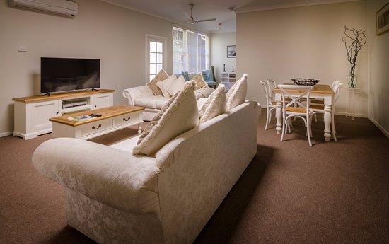 Bundanoon, Australien: Executive  two bedroom apartment