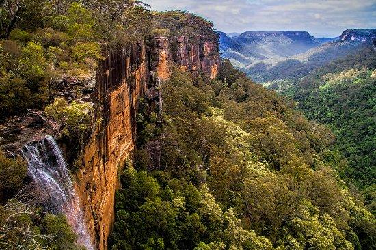 Bundanoon, Australien: National park , 5 minutes away.