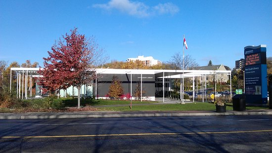 Port Credit Library