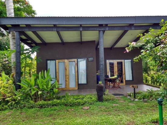 Paradise Taveuni: Garden View Room