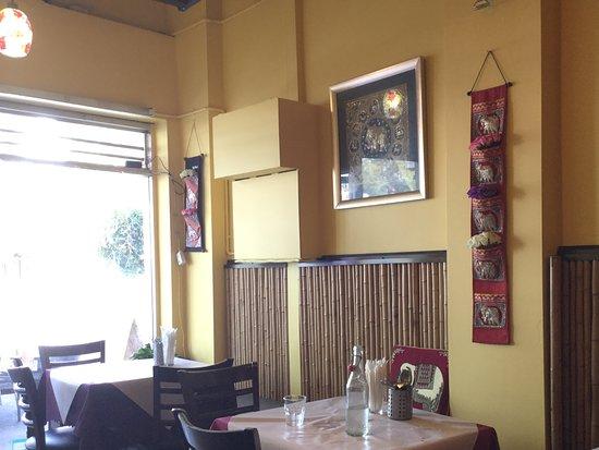 Mitcham, Australia: Dining area