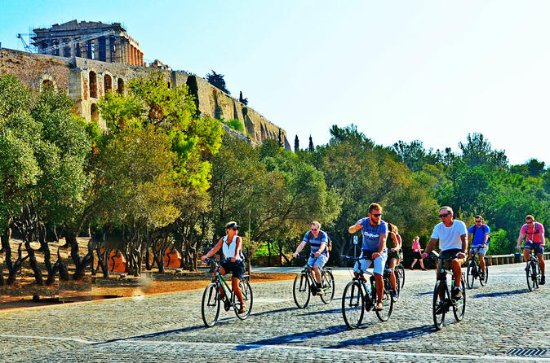 Athens City Scenic Bike Tour with...