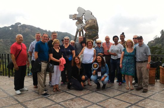 The Godfather and Taormina Tour from