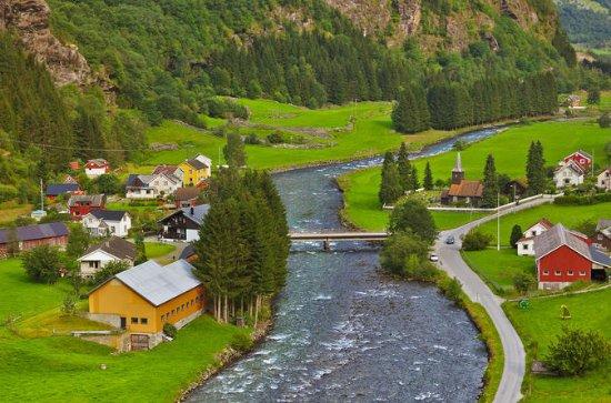 Oslo Tagesausflug von Bergen mit der...