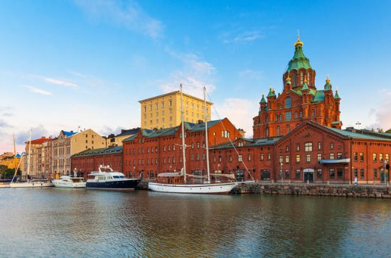 Private Walking Tour of Helsinki's ...