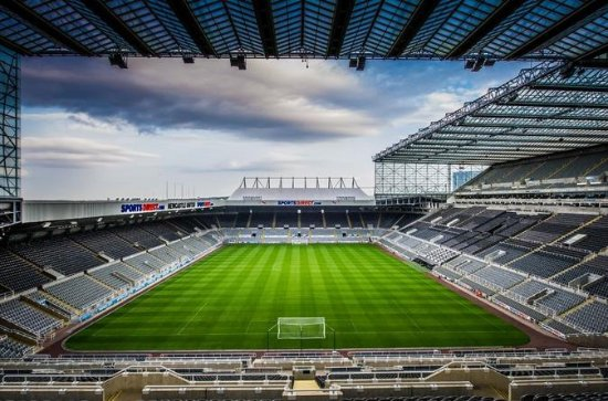 Newcastle United F.C. St James Park...