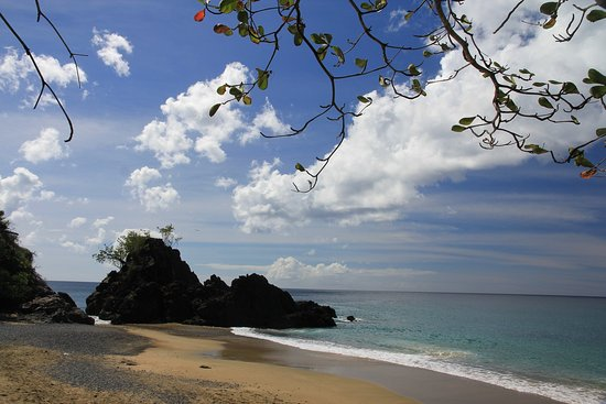 Black Rock, Tobago: fort bennett