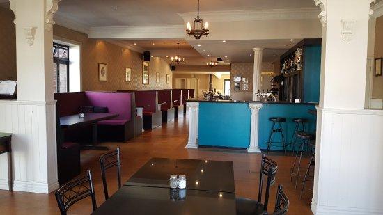 Westport, Nuova Zelanda: Inside at Johnny's