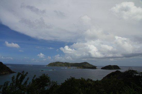 Costa Noreste, Tobago: Batteux Bay