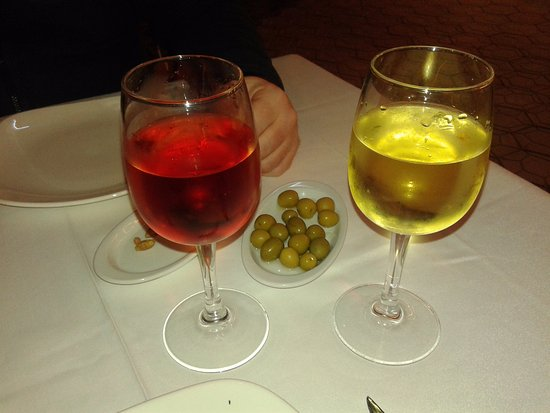 La Tagliatella: Комплемент к Rose&Bl