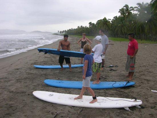 Ixtapa Island (Isla Ixtapa): clases de surf...