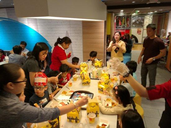 Mcdo Party - Picture of McDonald's, Doha - TripAdvisor