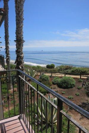 The Ritz-Carlton Bacara, Santa Barbara: View from Room Balcony