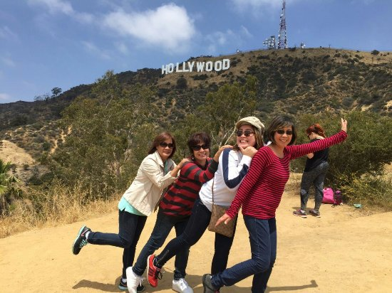 Pomona, CA: Hollywood Sign Tours