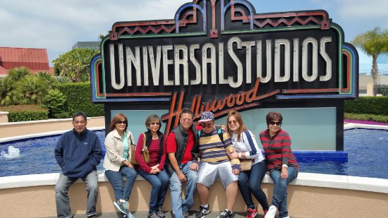 Pomona, CA: Universal Studios tours