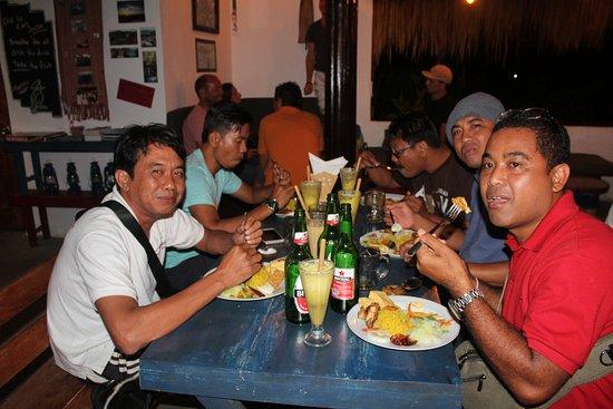 Moni, Indonesië: Mopi's Kopi