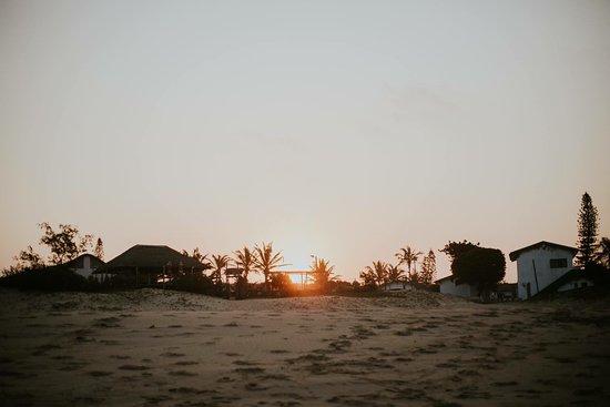 Ponta do Ouro, Mozambique: Amazing beach view of Florestinha do Indico