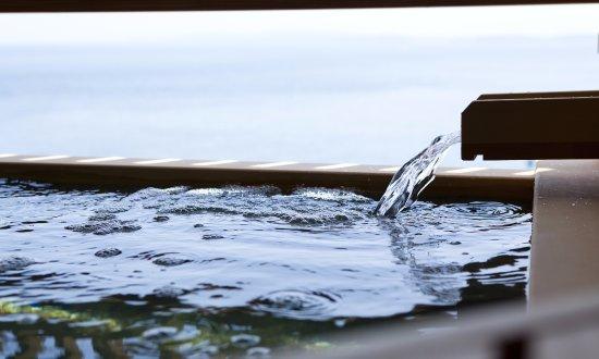 Sumoto, Japon : なめらかな肌ざわりで、療養泉としても知られる単純弱ラドン泉の洲本温泉(イメージ)