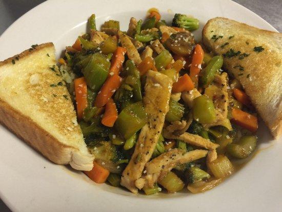Concordia, MO: 7 Days Diner