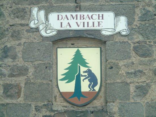 Dambach-la-Ville, Francia: dambarch