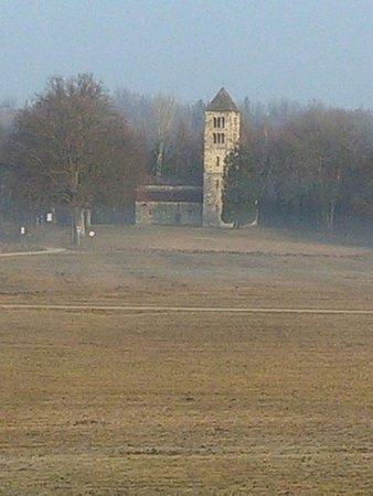 Magnano, Италия: Vista dalla conunità di Bose