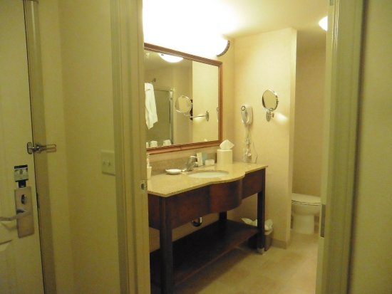 Green River, Wyoming: Bathroom of double room