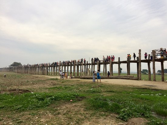 Jembatan U Bein: U Bein Bridge