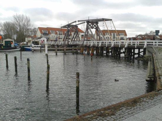 Wiecker Historische Klappbrücke