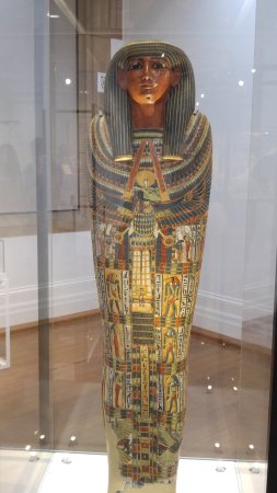 Nicholson Museum: Egyptian collection
