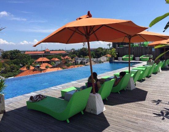 Exterior: Zest Hotel Legian: 2017 Prices, Reviews & Photos (Bali