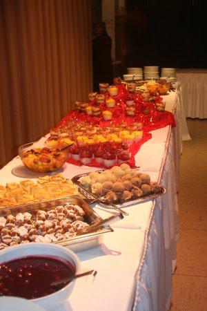 Pfofeld, Germany: Silvestermenu - Dessert