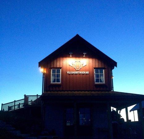 Smola Municipality, Norwegen: Mye spennende på Villsaubutikken landhandel og kafé