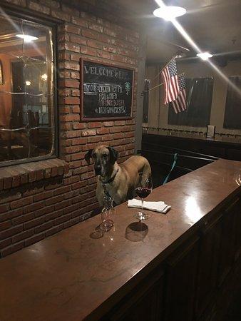 Fitzpatricks Tavern: Ta-ke Wants Burger