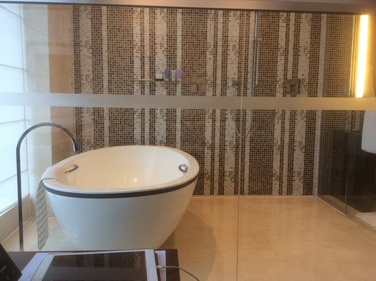 Grand Hyatt Macau: Bath area