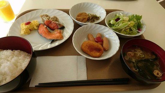 Nishigo-mura, Japan: 朝食バイキング