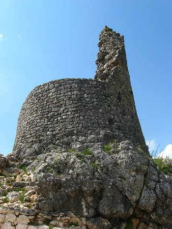 Trilj, Chorwacja: Nutjak fortress is a fortification near river Cetina. These are photos from that site.